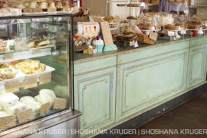 Sherbet Cafe & Bake Shop Counter