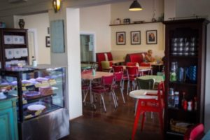 Sherbet Cafe & Bake Shop Interior